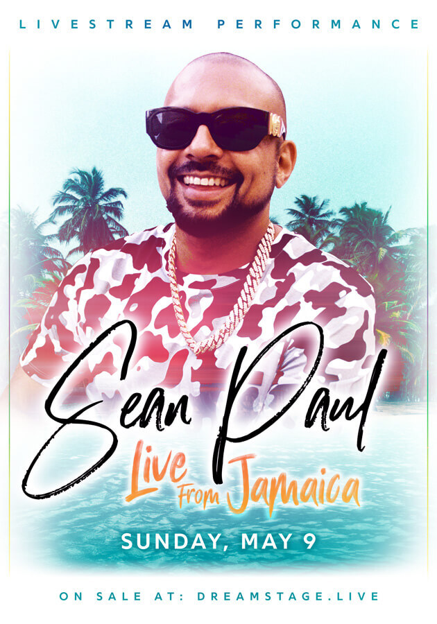 Sean Paul: Live from Jamaica